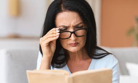 Αλλοιώσεις όρασης: Ποιες παθήσεις «δείχνουν» (εικόνες)