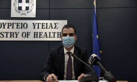Κορονοϊός - Θεμιστοκλέους: H Pfizer στέλνει τα περισσότερα εμβόλια στην Ελλάδα