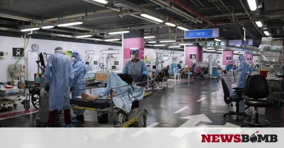 Κορονοϊός: Πάνω από μισό εκατομμύριο τα κρούσματα στο Ισραήλ – Newsbomb – Ειδησεις