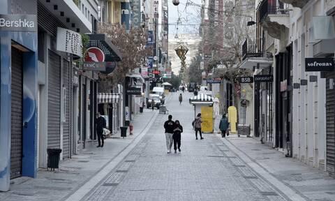 Lockdown: Οι προτάσεις του Εμπορικού Συλλόγου Αθηνών για τη λειτουργία της αγοράς