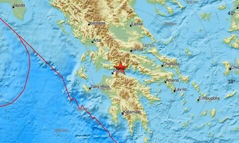 Σεισμός μεταξύ Αιγίου και Ναυπάκτου (pics)