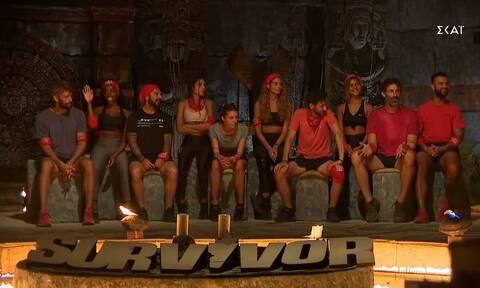 Survivor: Μεγάλη ανατροπή – Αυτοί είναι οι πρώτοι υποψήφιοι προς αποχώρηση (videos)