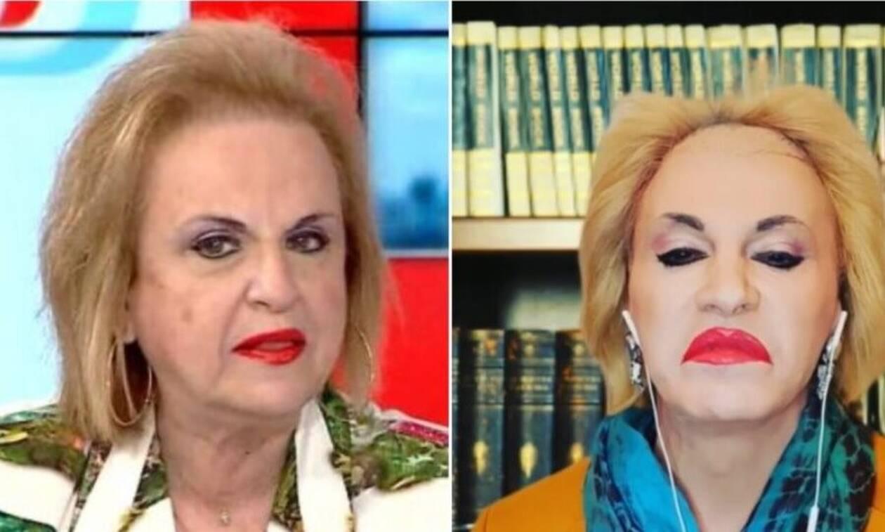 Viral: Ο Τάκης Ζαχαράτος «ντύθηκε» Ματίνα Παγώνη και ξεκαρδιστήκαμε στα  γέλια - Newsbomb