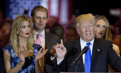 Ιβάνκα Τραμπ: Γιατί εξόργισε τον πατέρα της, Ντόναλντ Τραμπ