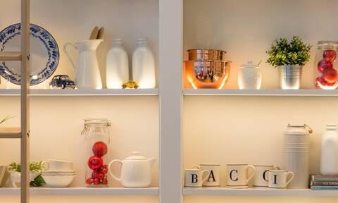 34 πανέξυπνοι τρόποι για να κερδίσετε χώρο στη μικρή σας κουζίνα