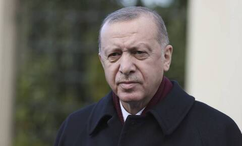 Φωνάζει ο κλέφτης Ερντογάν: «Η Ελλάδα να σταματήσει να προκαλεί σε αέρα και θάλασσα»