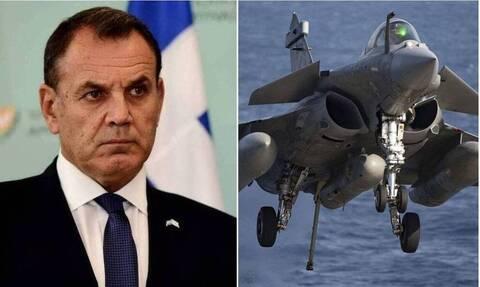 Rafale: Ιστορική συμφωνία! Πώς ο Παναγιωτόπουλος έκανε ελληνικά τα γαλλικά υπερόπλα μέσα σε 3 μήνες