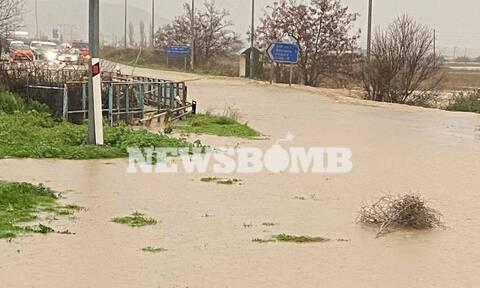 Κακοκαιρία - Έβρος: Εκκενώνεται το χωριό Πόρος - Πολλά προβλήματα