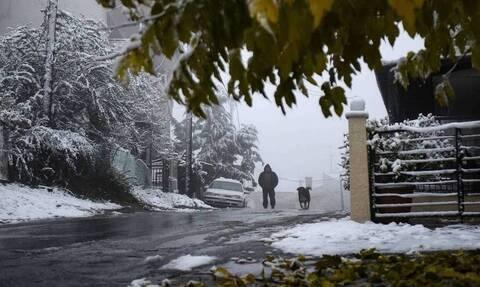 Καιρός – Καλλιάνος: Πολικό ψύχος και χιόνια στην Αττική τις επόμενες μέρες