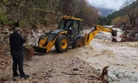 Κακοκαιρία - Καρδίτσα: Προβλήματα στο Δήμο Λίμνης Πλαστήρα από τις τελευταίες βροχοπτώσεις