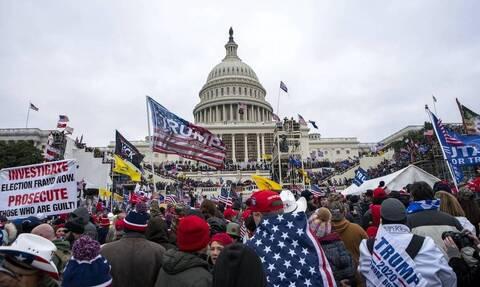 ΗΠΑ: Το FBI προειδοποιούσε πριν από την εισβολή στο Καπιτώλιο - Μιλούσαν για «πόλεμο»