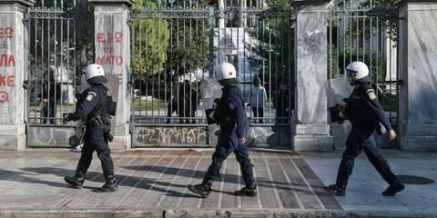Ομόφωνο «όχι» στην ίδρυση Πανεπιστημιακής Αστυνομίας από τους καθηγητές του Πολυτεχνείου