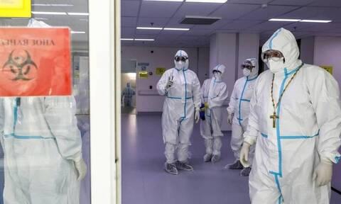 Κορωνοϊός - Ρωσία:  Μειώθηκε η νοσηρότητα εξαιτίας του ιού σε 22 περιφέρειες