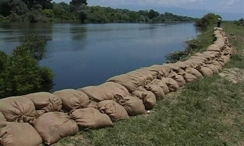 Κακοκαιρία: Σε επιφυλακή οι Σέρρες – Πλημμυρικά φαινόμενα στον ποταμό Στρυμόνα στη Βουλγαρία