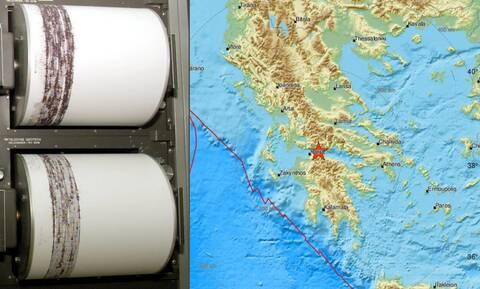 Διπλός σεισμός μεταξύ Αιγίου και Ναυπάκτου - Αισθητός σε πολλές περιοχές (pics)