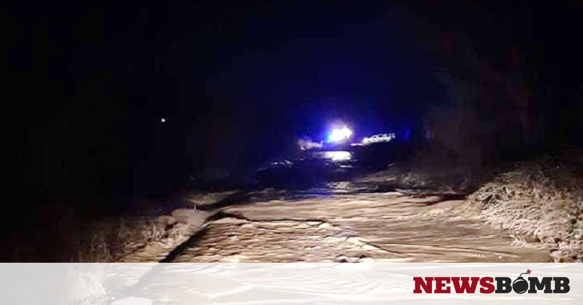 Θεσσαλονίκη: Συναγερμός στο δήμο Δέλτα – Υπερχείλισε ο Γαλλικός Ποταμός – Newsbomb – Ειδησεις