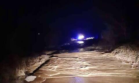 Θεσσαλονίκη: Συναγερμός στο δήμο Δέλτα - Υπερχείλισε ο Γαλλικός Ποταμός