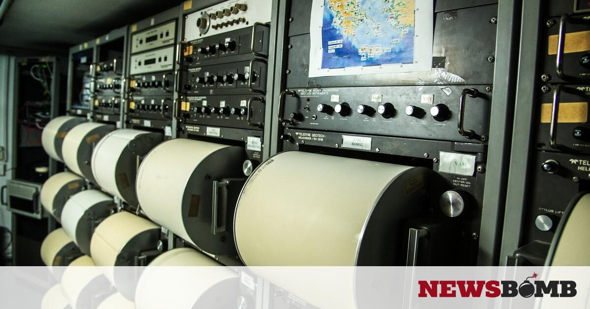 Σεισμός: Μικρή κατολίσθηση στην Εθνική Οδό Ναυπάκτου – Ιτέας κοντά στην περιοχή του Μαραθιά – Newsbomb – Ειδησεις