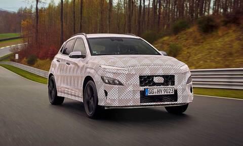 Τeaser εικόνες και βίντεο του νέου Hyundai Kona N των έως και 280 ίππων