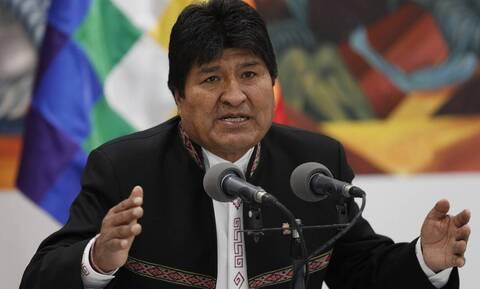 Βολιβία: Θετικός στον κορονοϊό ο πρώην πρόεδρος Έβο Μοράλες