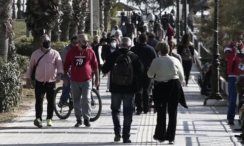 Κορονοϊός: «Καμπανάκι» Σύψα για την Αττική – Φοβόμαστε «έκρηξη» κρουσμάτων Ιανουάριο και Φεβρουάριο