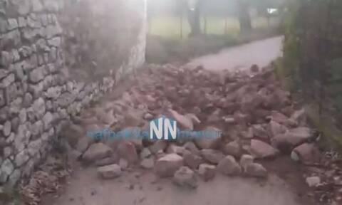 Σεισμός Ναύπακτος: Ανάστατοι πετάχτηκαν στους δρόμους οι κάτοικοι – Τι έδειξε το φως της ημέρας
