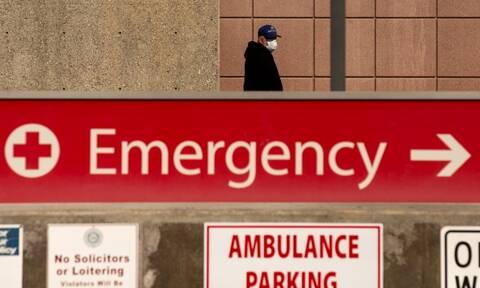 Κορονοϊός: Ένας στους δέκα ασθενείς επανανοσηλεύεται εντός δύο μηνών από το εξιτήριο