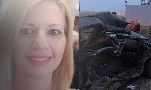 Τραγωδία στην Κρήτη: Έτσι έγινε το τροχαίο με θύματα την 37χρονη Όλγα και την 3χρονη Στέλλα