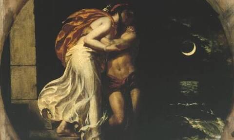 Κακοκαιρία «Λέανδρος»: Από πού πήρε το όνομά της - Η δραματική ιστορία αγάπης