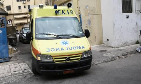 Βόλος: Κρίσιμες ώρες για 25χρονο - Έπεσε από τον 4ο όροφο πολυκατοικίας