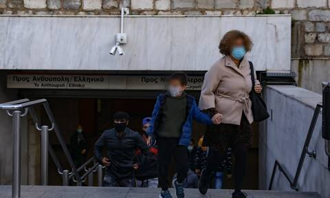 Απίστευτο περιστατικό: Αρνητές μάσκας ξυλοκόπησαν άγρια εργαζόμενο του Μετρό