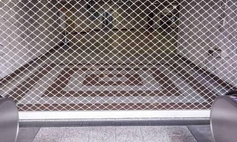 Κλειστός ο σταθμός του Μετρό «Πανεπιστήμιο» το πρωί της Πέμπτης