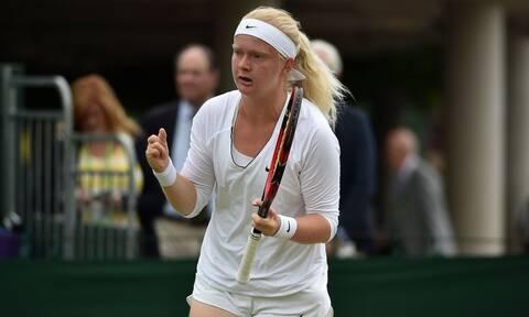 Τένις: Συγκλονίζει η Τζόουνς - Ξεπέρασε τις σωματικές δυσκολίες και πέρασε στο Australian Open