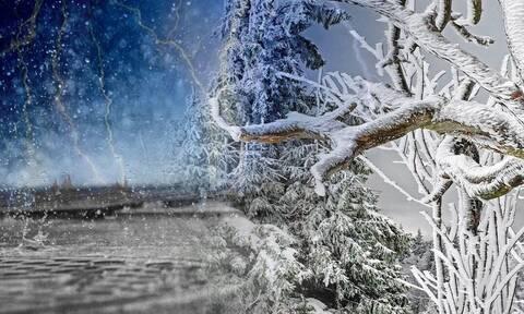 Καιρός: «Κλείδωσε» χιονιάς διαρκείας από την ΕΜΥ! Πού θα χιονίσει και σε χαμηλά υψόμετρα