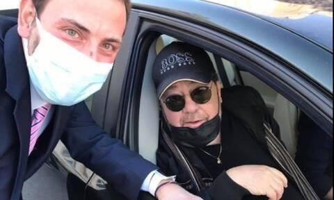 Ο Γιάννης Πάριος έκανε δωρεά δύο κλινών ΜΕΘ στο Νοσοκομείο Μεταξά