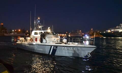 Πρόσκρουση πλοίου στο λιμάνι της Ηγουμενίτσας - Δημιουργήθηκε ρήγμα