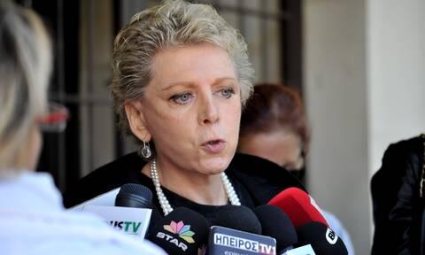 Έλενα Ακρίτα: Δεν «μάσησε» τα λόγια της – Δεν θέλω παρέα με τον φασίστα