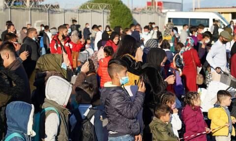 Η Ελλάδα ζητά από την ΕΕ άμεση επιστροφή 1.450 μεταναστών στην Τουρκία