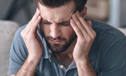 Πώς θα γλιτώσετε από τον πονοκέφαλο σε μόλις πέντε λεπτά