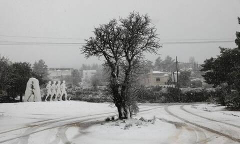 Κακοκαιρία «Λέανδρος»: Παγετός και χιονοπτώσεις τις επόμενες ώρες - Ποιους δρόμους να αποφύγετε