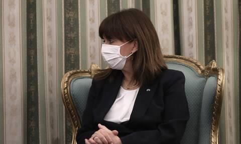 Σακελλαροπούλου: Κρίσιμη για την πορεία των Σκοπίων η πλήρης εφαρμογή της Συμφωνίας των Πρεσπών