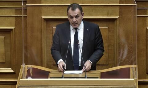 Νίκος Παναγιωτόπουλος: Τα Rafale θα σκεπάσουν το Αιγαίο με τα φτερά και τα όπλα τους