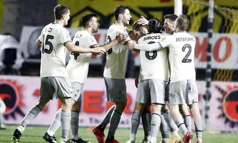 Super League: Η βαθμολογία μετά το Άρης - ΑΕΚ - Όλα τα γκολ της ημέρας (videos+photos)