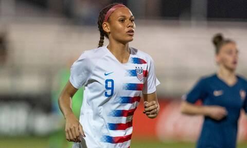 Η κόρη του Ντένις Ρόντμαν είναι μεγάλο ταλέντο στο ποδόσφαιρο! (photos)