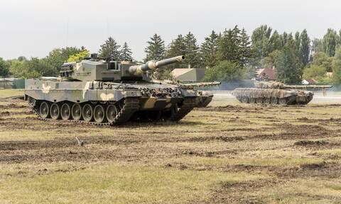 Βερολίνο - Κατά του εμπάργκο όπλων στην Τουρκία: Δεν ζητά την απόσυρση Leopard από τα Κατεχόμενα