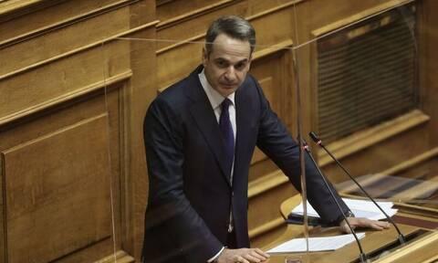 Κορονοϊός: Μάχη στη Βουλή για την πανδημία - Ενημέρωση από Μητσοτάκη, «στα όπλα» η αντιπολίτευση