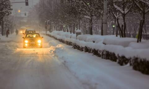 Κακοκαιρία: Στην «κατάψυξη» η χώρα - O «Λέανδρος» φέρνει βροχές, καταιγίδες και χιόνια