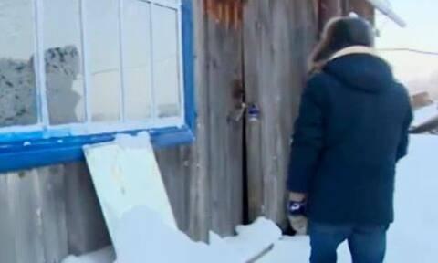 Αδιανόητο: Μητέρα ξέχασε το 1 έτους παιδί της σε σπίτι με -32 βαθμούς Κελσίου
