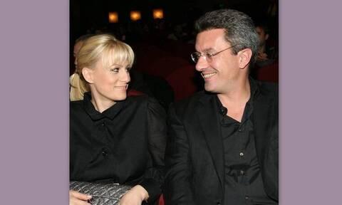 Νίκος Χατζηνικολάου: Το τρυφερό φιλί στη σύζυγό του, Κρίστη Τσολακάκη