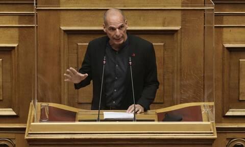 Βαρουφάκης: «Έχετε ξοδέψει το μικρότερο ποσό στην ευρωπαϊκή ένωση για το εθνικό σύστημα υγείας»